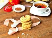 Cookies moelleux Rooibos (thé rouge) Chocolat Blanc