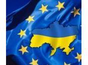 L'Ukraine chemin l'Union européenne