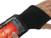 Test Etui poignet pour iPhone 4/4S/5/5S/5C