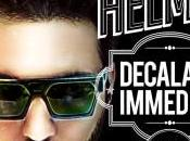 "Helmut ""Decalage Immediat"" direction Paris, Interview"