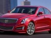 Cadillac ATS-V 2014 comme vitesse