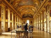 galerie d'Apollon Musée Louvre
