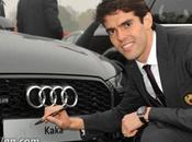 joueurs Milan reçoivent leurs nouvelles Audi