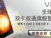 Lenovo Vibe dévoilé officiellement