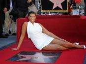 Consécration Jennifer Hudson reçu étoile Hollywood Boulevard