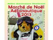 Marché Noël Aéronautique Blagnac