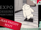 EXPO Dessins peintures Jean Freddy ROUY