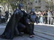 Batkid, Batman reçoit renfort