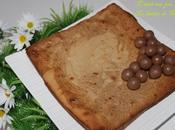 Gâteau philadelphia maltesers