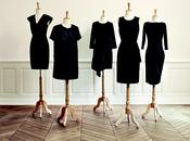 petite robe noire Monoprix