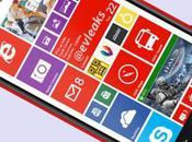 Nokia lumia 1520, écran pouces 79.99 chez SFR...