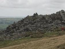 source principale dolérites tâchetées Stonehenge localisée