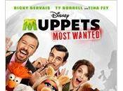 "Nouvelle bande annonce ""Muppets most wanted"" James Bobin, sortie 2014."