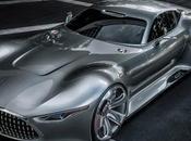 concept-car Mercedes Vision Gran Turismo