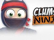 Clumsy Ninja iPhone, première Apps avoir vidéo présentation l'App Store...
