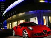 """véhicules lice pour titre """"Plus belle voiture l'année"""" 2013 dont l'Alfa Romeo"""