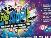 Soirée Noël pôle moto Lyon nord Dardilly