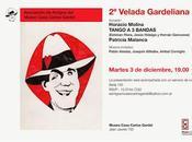 Belle soirée pour Amis Museo Casa Carlos Gardel l'affiche]