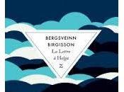 Bergsveinn Birgisson Lettre Helga