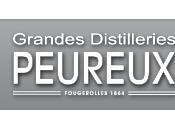 partenariat avec marque Grandes Distilleries Peureux