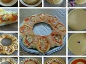 Pizza couronne