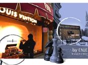Louis Vuitton Partie d'échecs Moscou