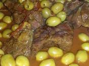 Boeuf olives