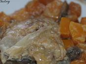 Poulet courge butternut