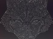 BLACK WHiTE WOLF. Pioc POèMES d'Elisabeth Hamidane Fabien Cadena