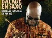 """VIDÉO EXCLUSIVITÉ Manu Dibango Saxo dans coulisses vie""""."""