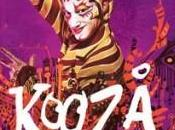Cirque soleil parterre célébrités 1ère Kooza mardi dernier