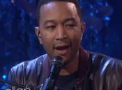 [Video] John Legend Performs Ellen DeGeneres Show