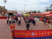 décembre 2013: Festival Thung Muang, parade (1ere Partie)