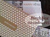 [Box] BirchBox Décembre 2013