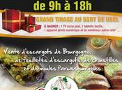 Vente d'usine L'escargot Courbeyre samedi décembre 2013 Aurillac
