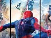 "Bande annonce ""The Amazing Spider-Man Marc Webb, sortie Avril 2014."