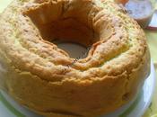 Délicieux gâteau pommes pruneaux raisins secs