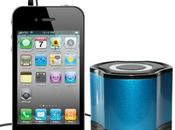 Plan: L'enceinte portable Gravity super promo...