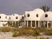 maison dôme abandonnée Romano