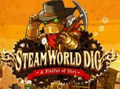 Test SteamWorld fistful Dirt