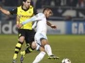l'OM s'incline contre Dortmund sort bredouille