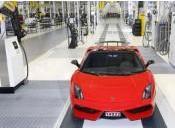 Lamborghini Gallardo 2014 dernier tour piste