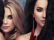Pretty Little Liars poster pour seconde partie saison plait Ashley Benson