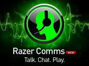 Razer Comms disponible Android