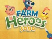 Farm Heroes Saga mobile début 2014