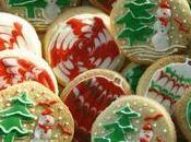 Sablés Noël pain d'épices, décor glaçage royal