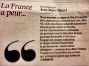 345ème semaine politique: France peur.
