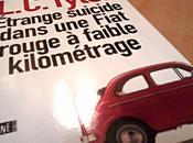 Etrange suicide dans Fiat rouge faible kilométrage L.C. Tyler