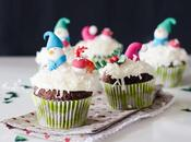 Cupcakes Noël ChocoCoco