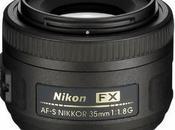 Rumeur bientôt Nikon AF-S 35mm f/1,8G